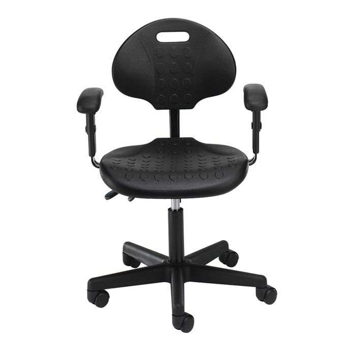 draughtsman s chair with seat and back plastic computer chair